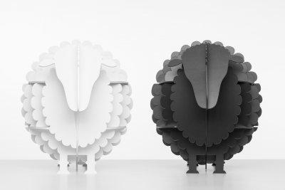 Das IFFLAND Schaf - Wiedererkennung durch das warentragende 3D-Display.