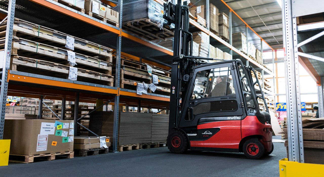 IFFLAND Versand & Logistik