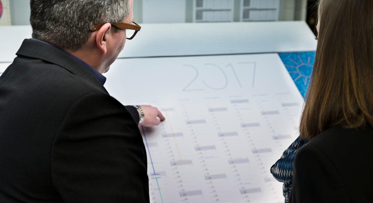 IFFLAND Projekt-Management - Abstimmung des Zeitplans